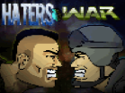 Haters War Hacked