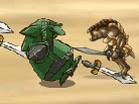 Humaliens Monster WarHacked