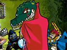 Lego Chima: The Crocodile Hacked
