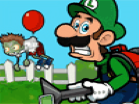 Luigi Shoot ZombieHacked