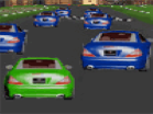 Mercedes Racer Hacked