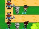 Ninja vs Pirates TD Hacked