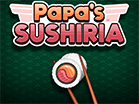 Papas Sushiria Hacked