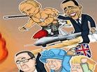 Presidents vs Terrorists Hacked