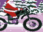 Santa Claus Biker 3Hacked