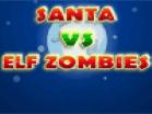 Santa vs Elf Zombies Hacked
