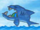 Save The Army From Blue Shark Hacked