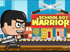 School Boy Warrior Hacked