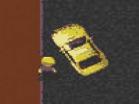 Sim Taxi Hacked