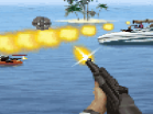 Speedboat Shooting Hacked