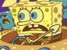 SpongeBob Delivery Dilemma Hacked