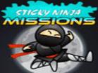 Sticky Ninja Missions Hacked