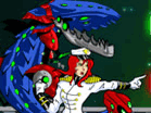 Super Fighting Robots Defense Hacked