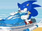 Super Sonic Ski 2Hacked