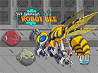 Toy Jurassic Robot Bee Hacked