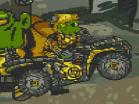 Zombie ATV Hacked