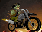 Zombie Rider Hacked