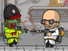 Zombie Cops of London Hacked
