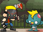 Beat the Zombie! Hacked